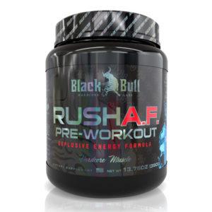 BLACK BULL Rush Pre-workout