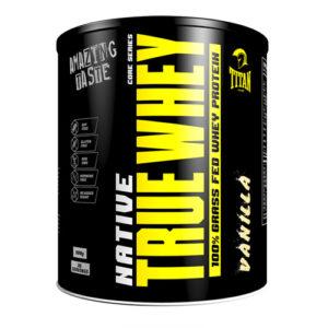 Titan War Native True Whey (36 servings)